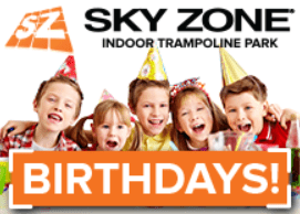 Sky Zone Indoor Trampoline Park: Double Your Jump Time Deal!