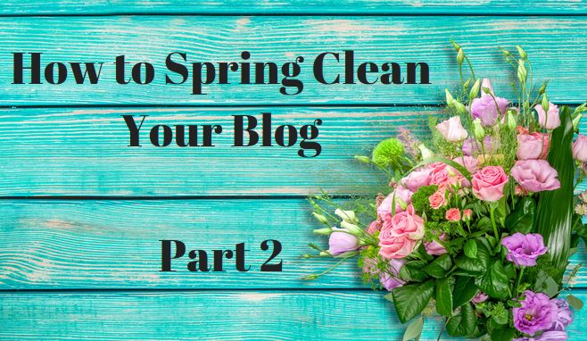 How to Spring Clean Your Blog, Part 2: Plugins, SEO & Posts