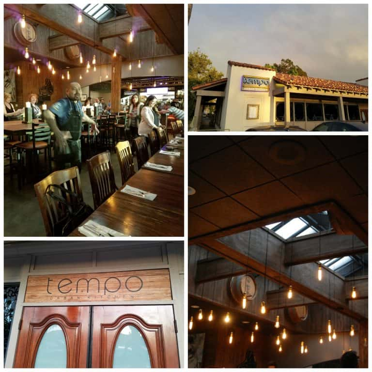 Night Out at Tempo Urban Kitchen