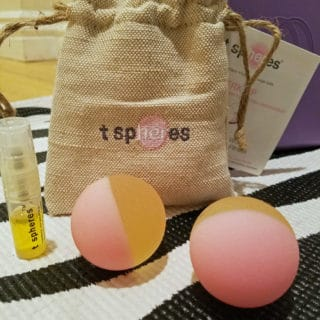Relieving Soreness After Yoga Practice With These T Spheres Massage Balls