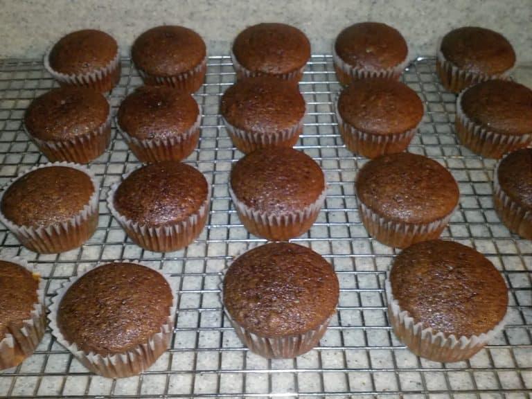 Chocolate Cupcakes, Suzy Q Style…