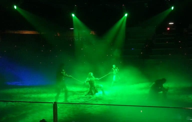 Our Family Visit to Medieval Times Buena Park