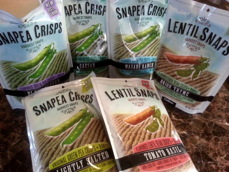 Harvest Snaps: healthy snacking for the holidays