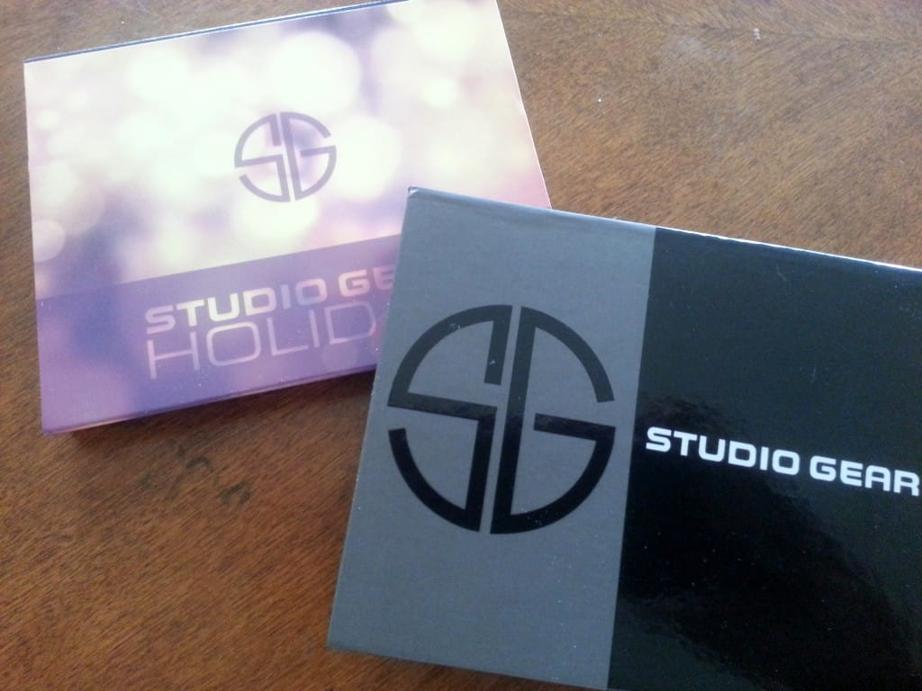 studio gear cosmetics
