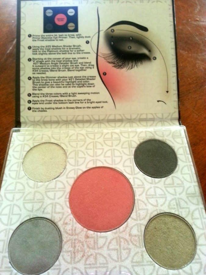 Studio Gear Cosmetics: Smokey Eye Palette