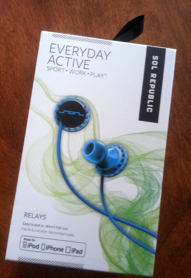 Make your Run More Fun with Sol Republic Relays Earbuds