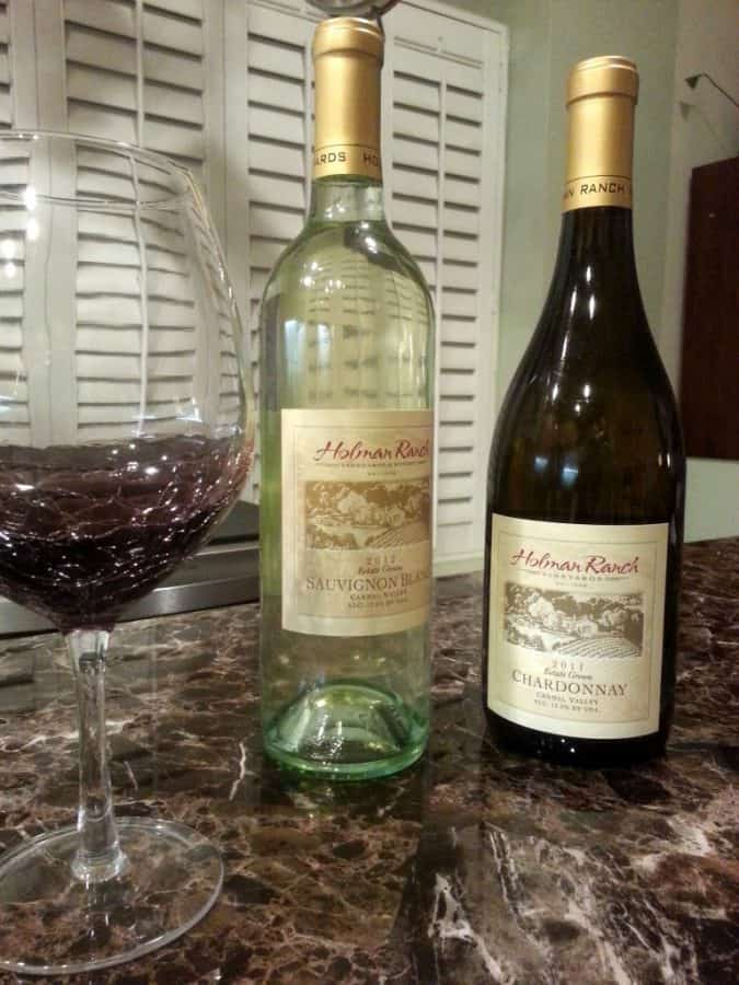 Holman Ranch Wines, Wine Tasting at its Finest!