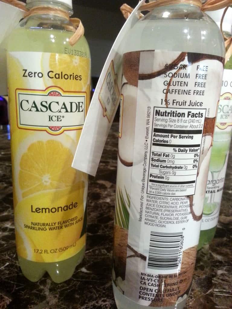 cascade ice water bottles