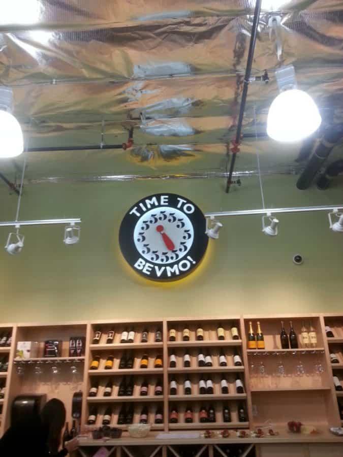 Bevmo's New Store & Five Cent Wine Sale