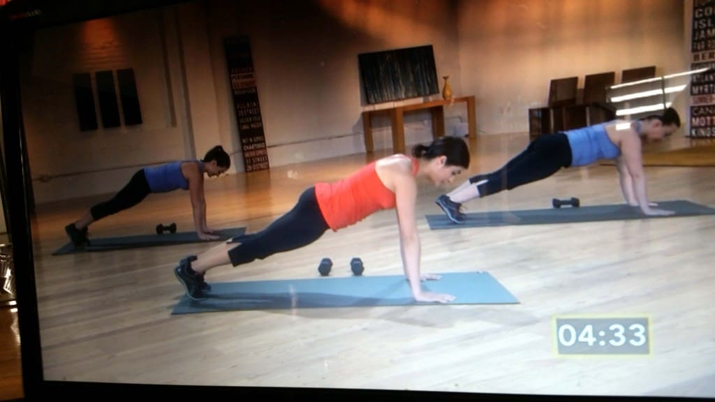 sparkpeople workouts with toning