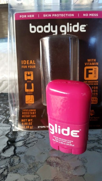 favorite new fitness products body glide