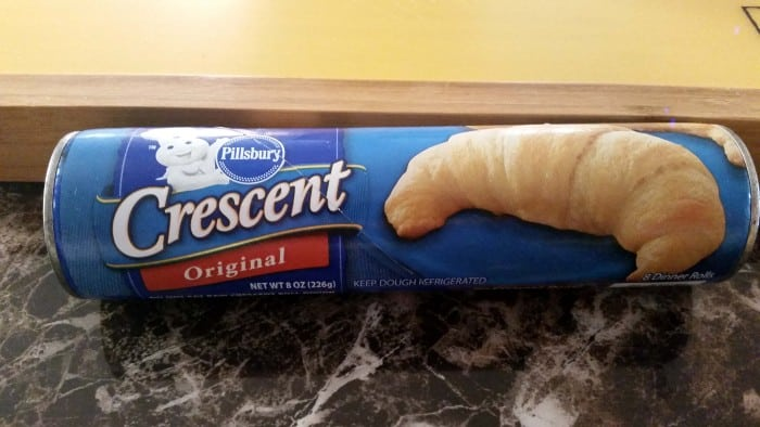 pillsbury crescent roll snack recipe
