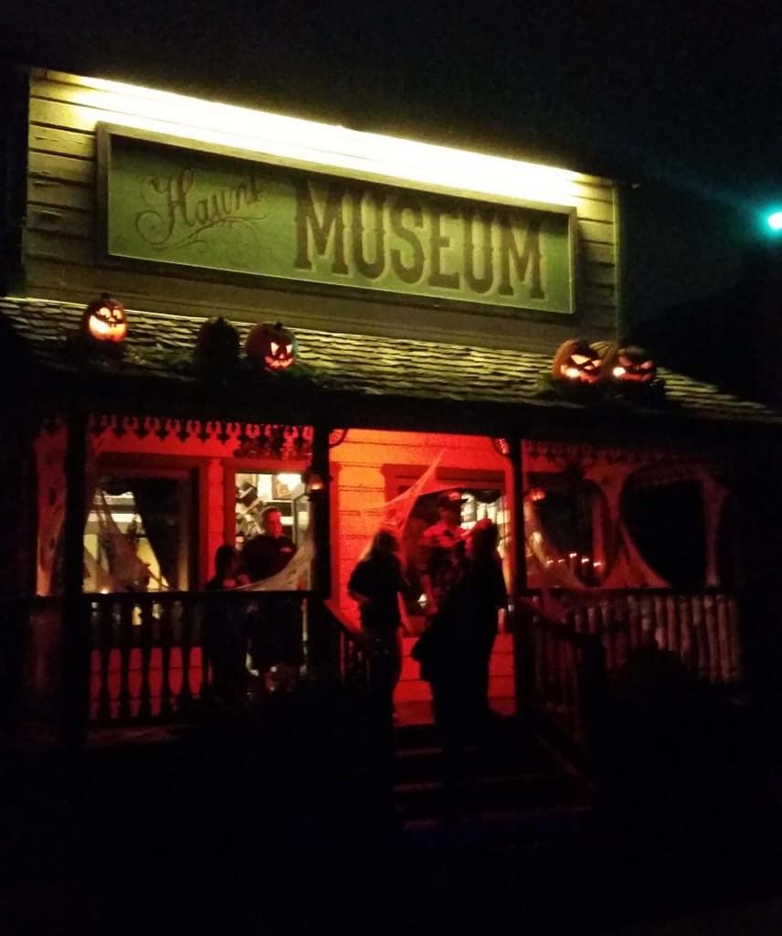 haunt museum
