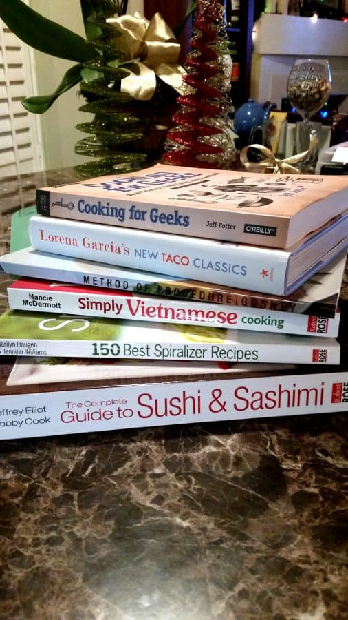 Cookbook Round-Up: Christmas Gifts for the Foodies In Your Life