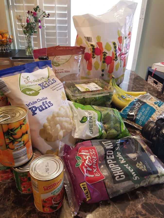 Shopping for a Large Family: Staying Healthy In My Budget at ALDI