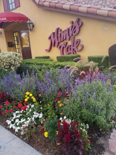 Mimi's Cafe Entree Contest Winner