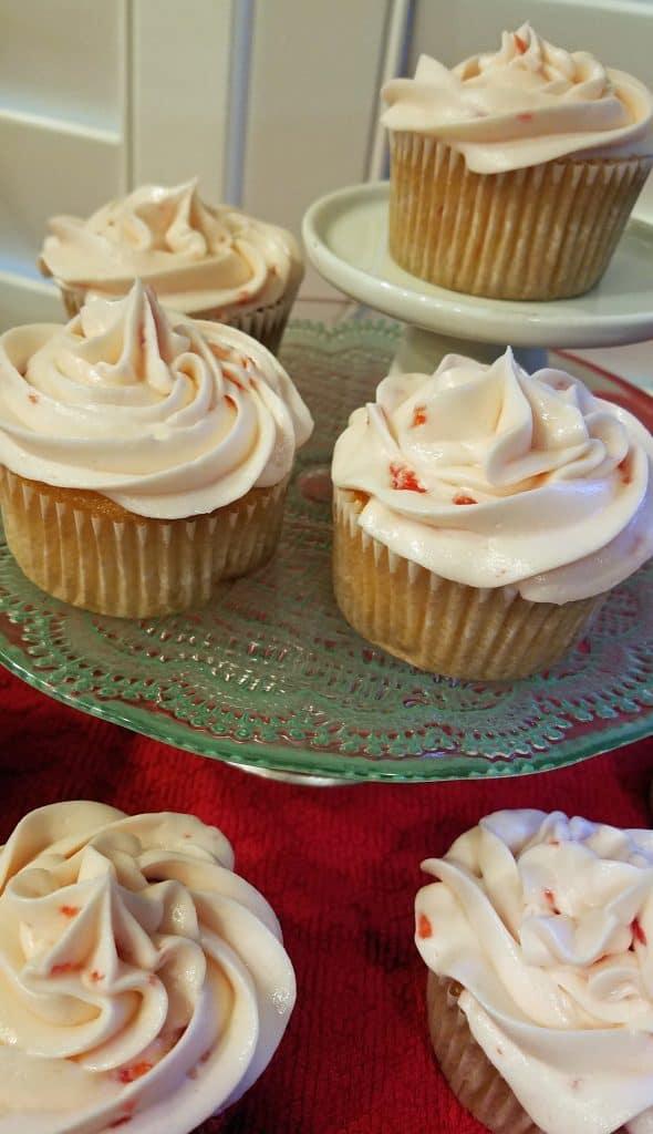 cherry vanilla cupcake recipe