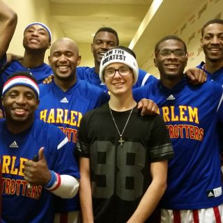 The Globies Are Back! Enter for a Chance to Win Harlem Globetrotter Tickets!
