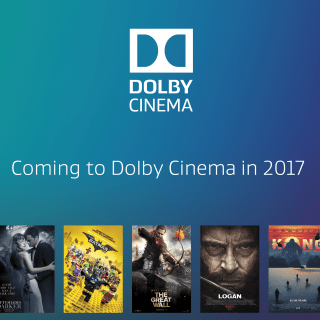 Coming to Dolby Cinema in 2017: This Year's Movie Slate