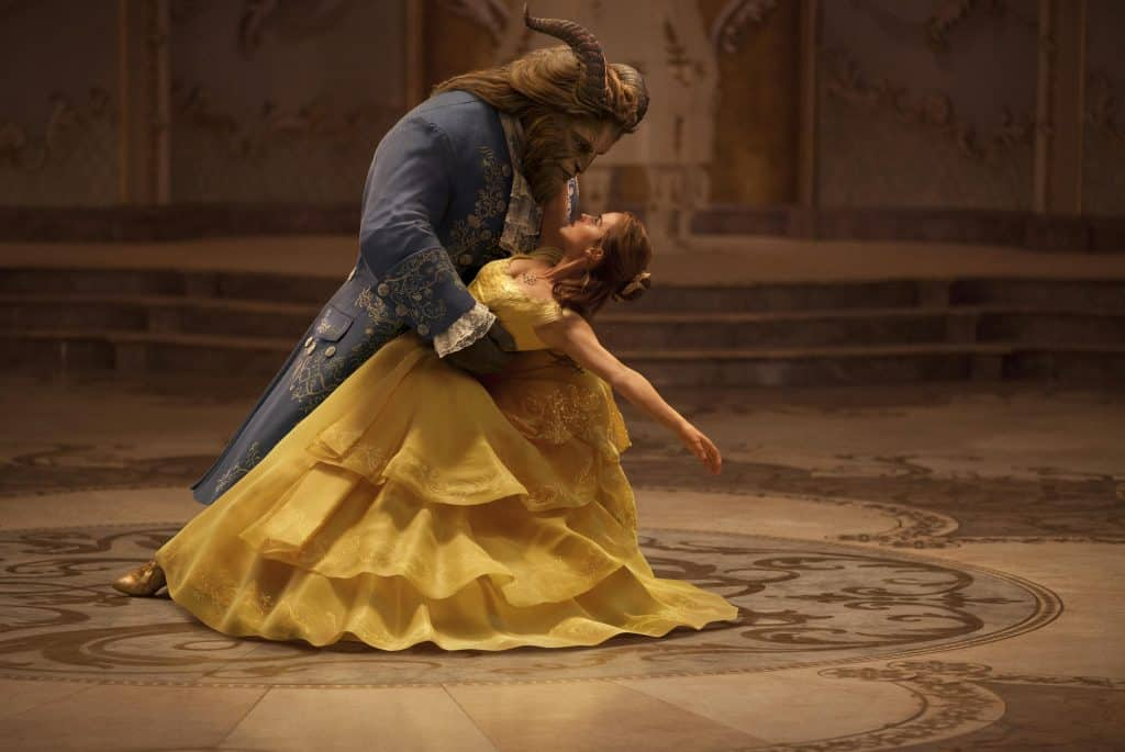 live action remake of Beauty and the Beast