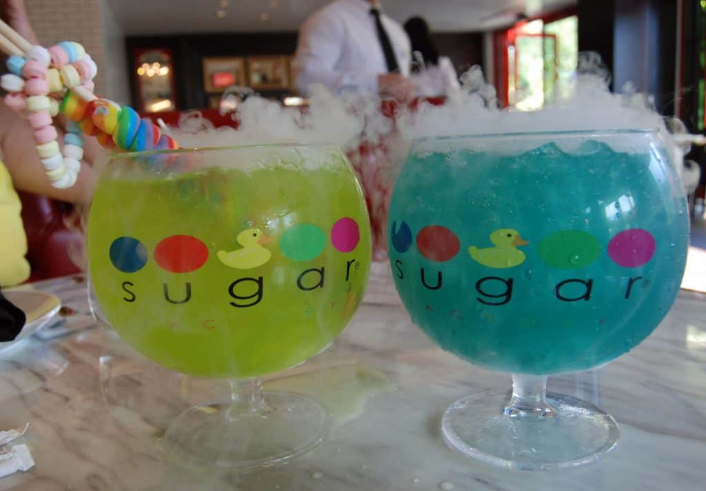 new Sugar Factory location