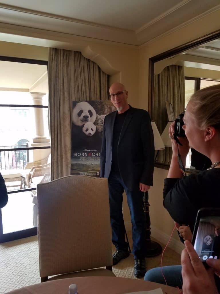 interviewing roy conli