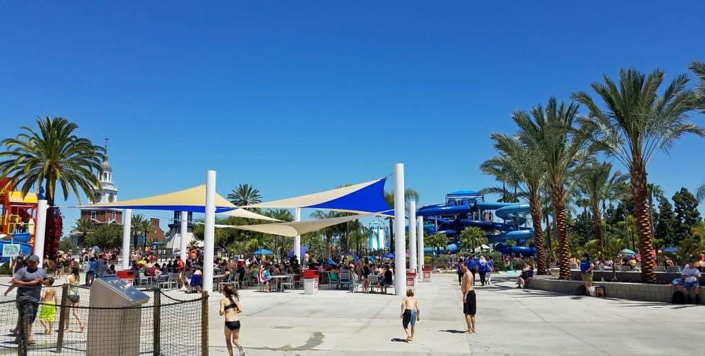 Knott's Soak City grand re-opening