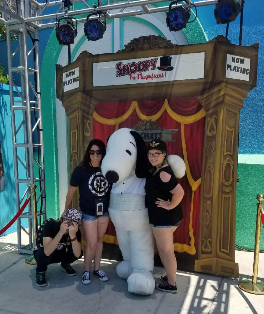 Snoopy's Magnificent Magical Revue