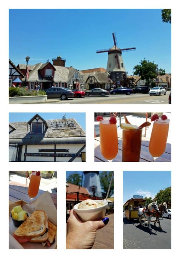 girls' trip to solvang