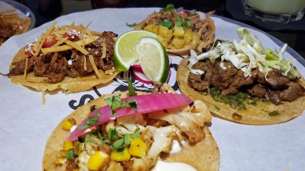 taco night fun