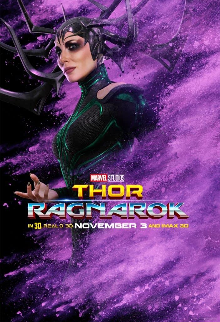 Thor: Ragnarok movie posters