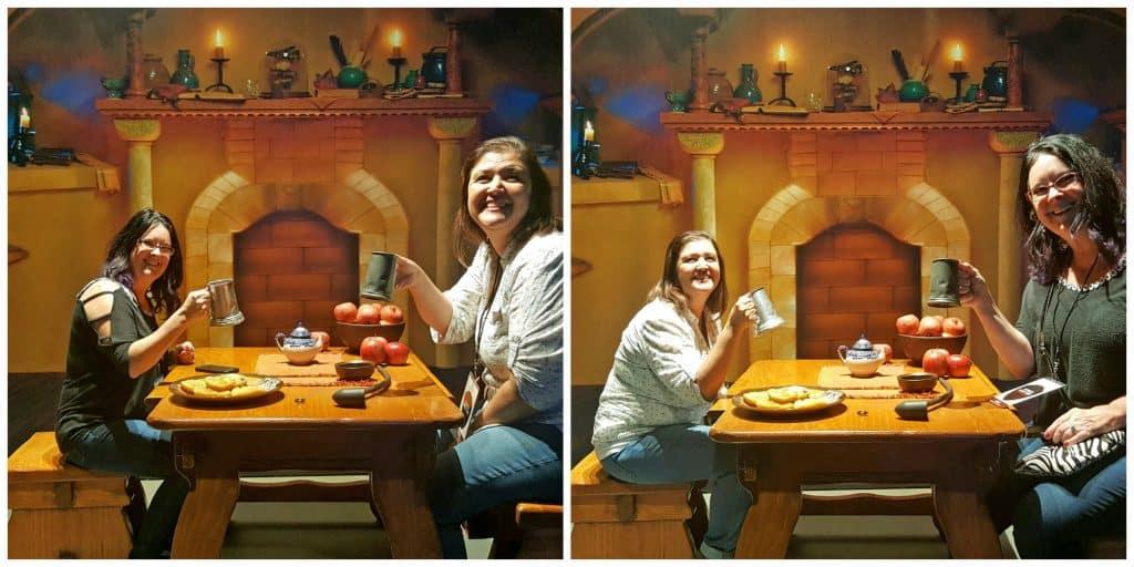 hobbit table