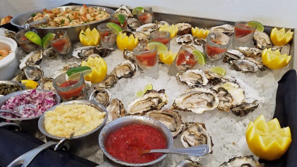new las brisas lunch menu