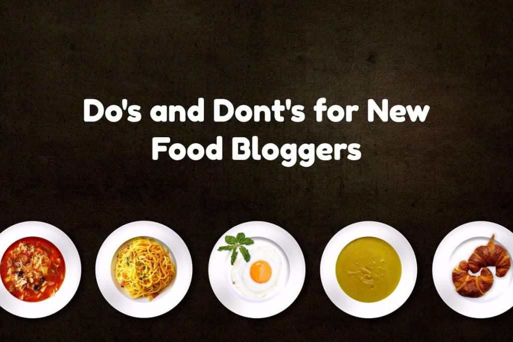 new food bloggers