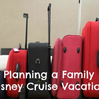 family disney cruise vacation
