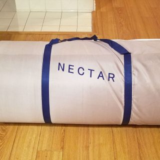 getting good sleep on a nectar sleep mattress