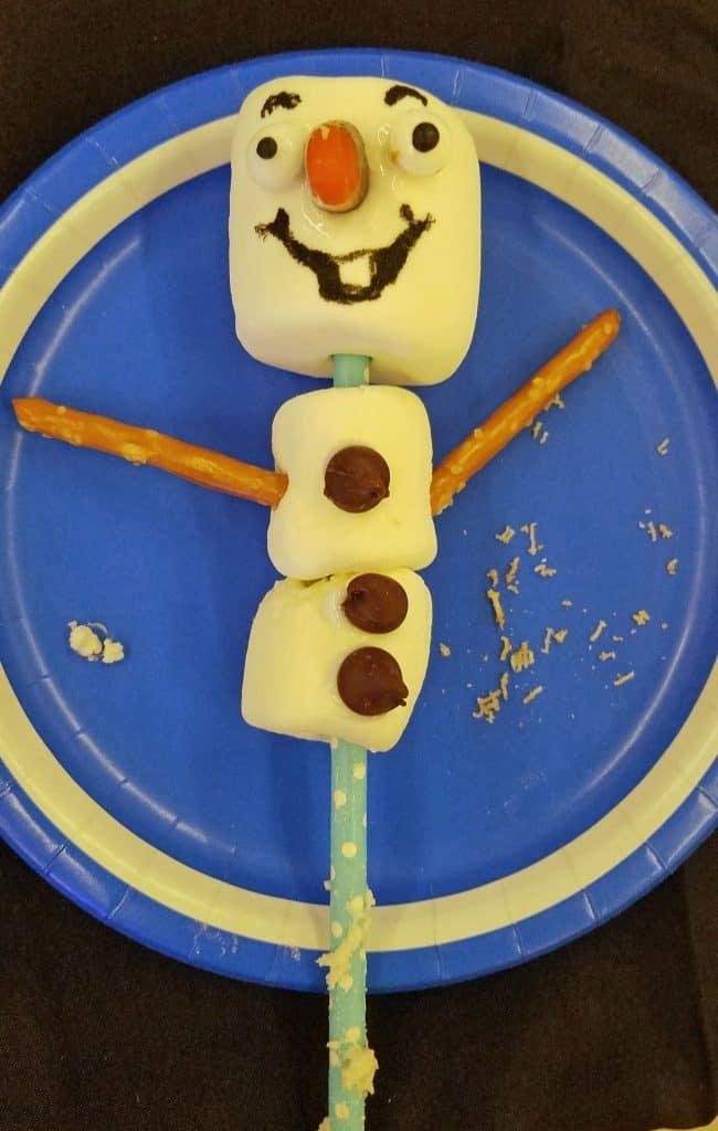 marshmallow olaf