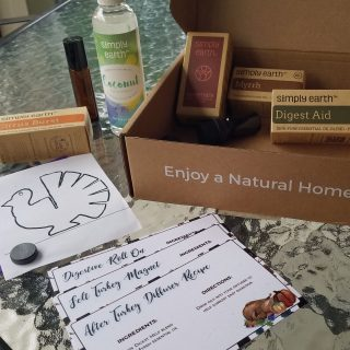 monthly essential oil box