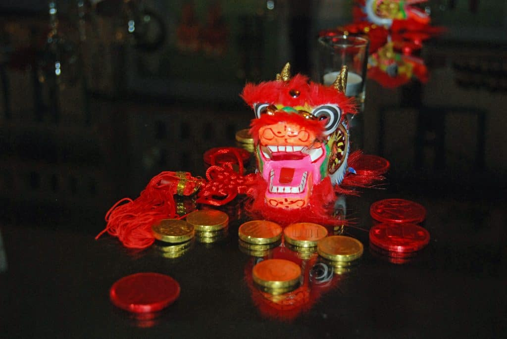 chinese new year traditions with Ling Ling