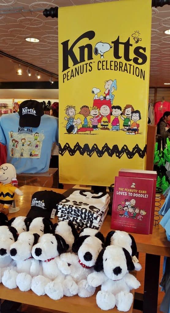 peanuts gear