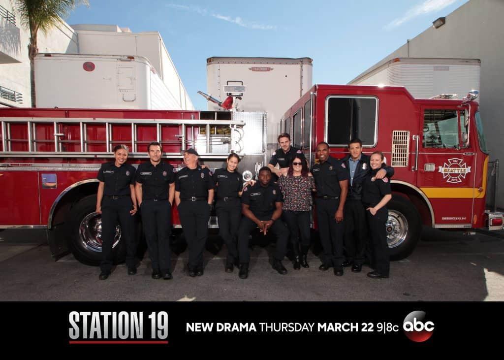 Station 19 premiere
