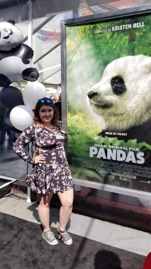 IMAX Movie Pandas