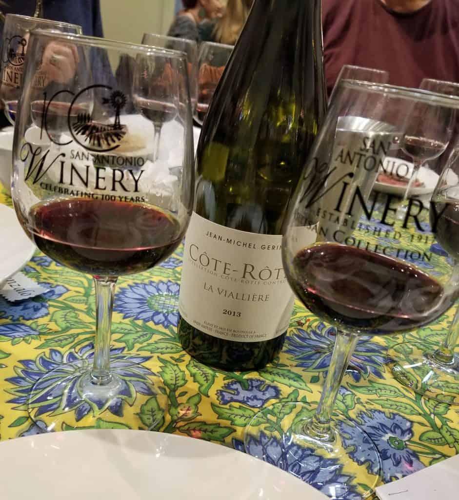 wine classes at san antonio winery