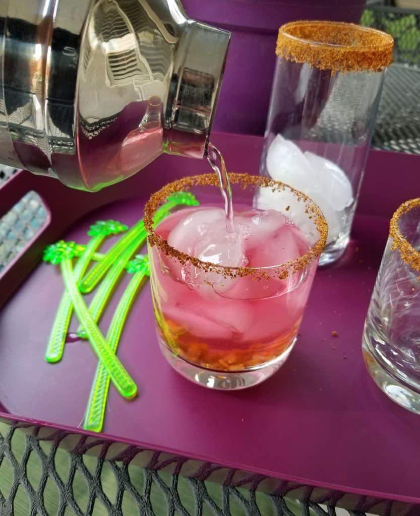 spicy watermelon drink