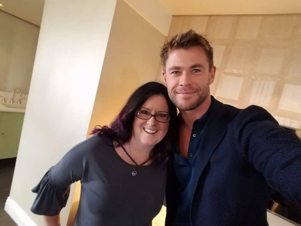 meet Chris Hemsworth