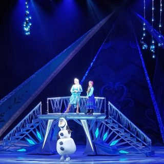 Disney On Ice Frozen is Another Winning Disney Show for Kids!