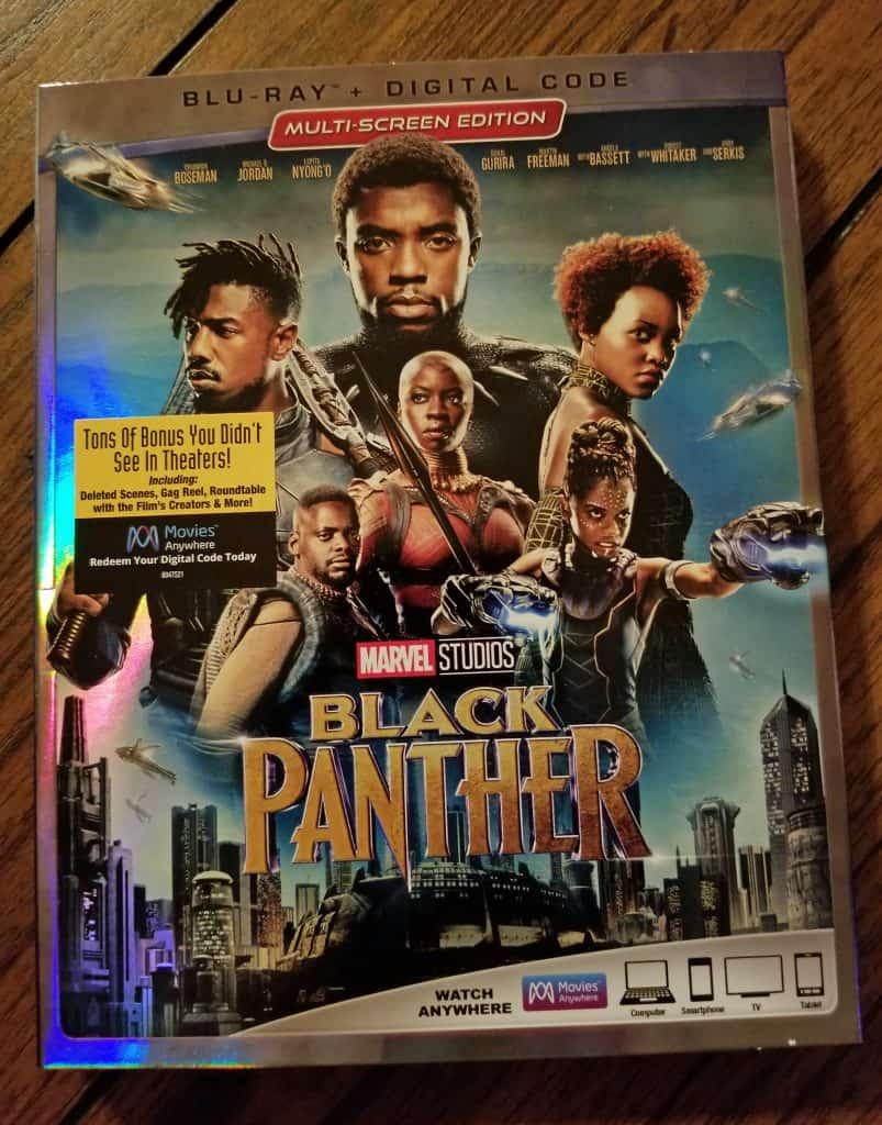 watching Black Panther