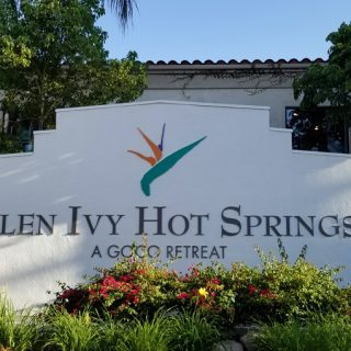 Enjoying a Glen Ivy Hot Springs Spa Day: Local Relaxation in a Beautiful Setting
