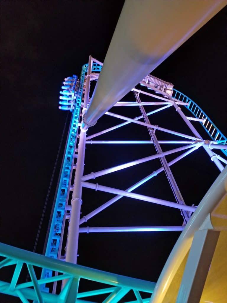 HangTime coaster