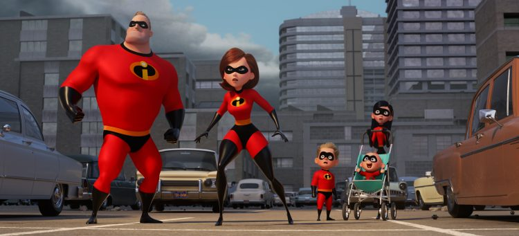 Incredibles 2 tickets